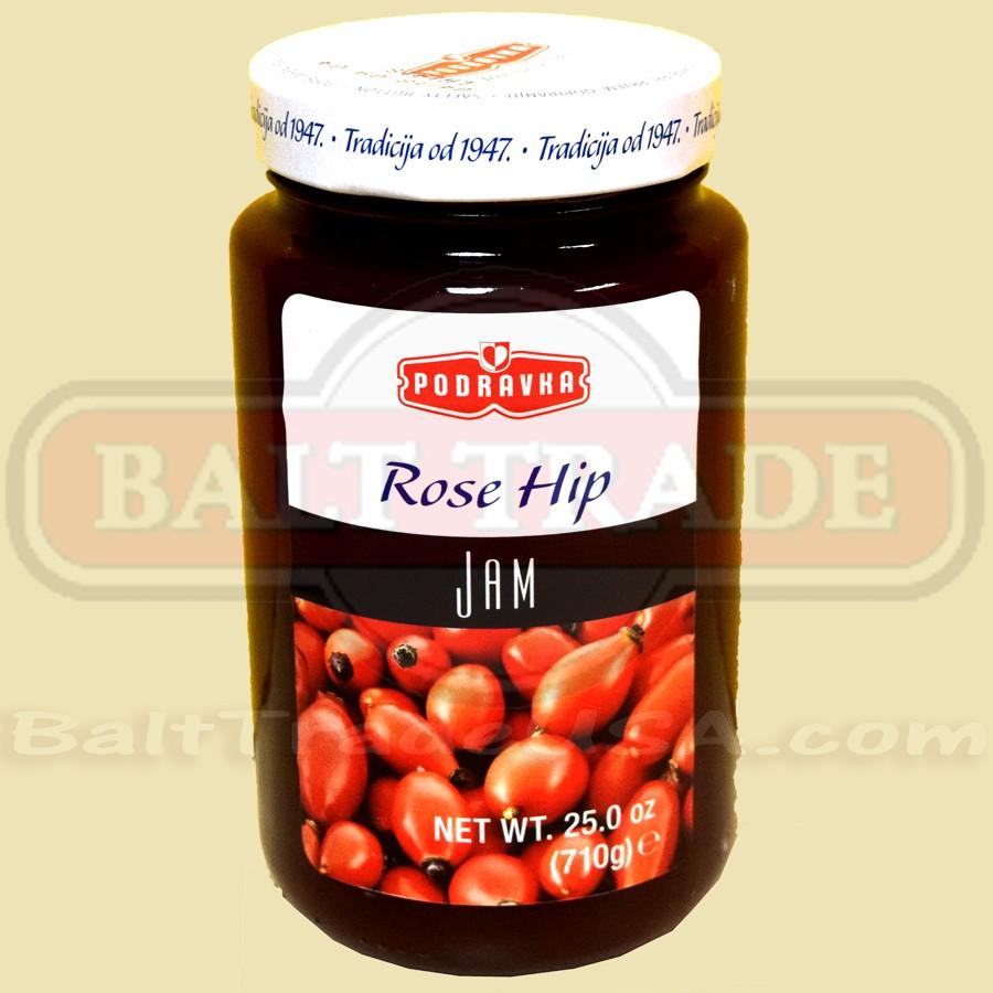 ... jam rose hip description описание для товара jam rose