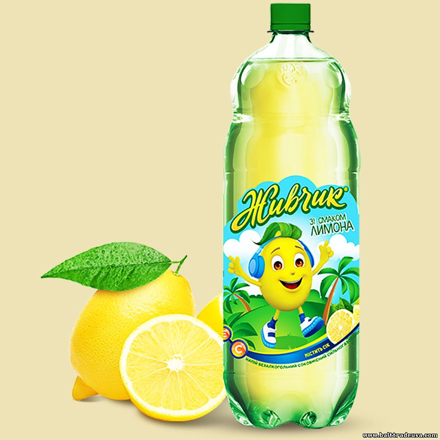 Soft Drink Lemon